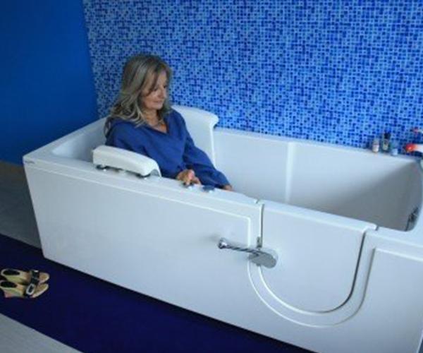Vasca Da Bagno Con Sportello 100 70 : Vasche disabili roma vasche con sportello per disabili